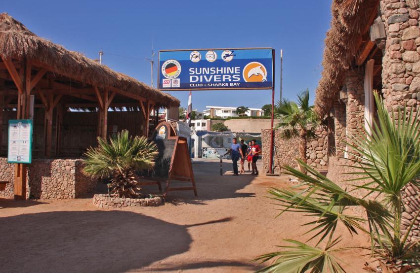 Tauchbasis Sunshine Divers Club, Tauchen, Sharm el Sheikh, Sunshine Divers, Sunshine-Divers Club Sharks Bay, Sharm El Sheikh, Ägypten, Sinai-Süd bis Nabq