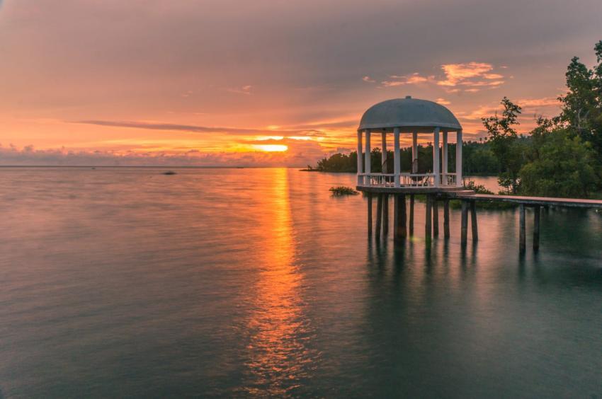 Thalassa Manado's Pavillion, Thalassa Dive Resorts Indonesia, Indonesien, Sulawesi