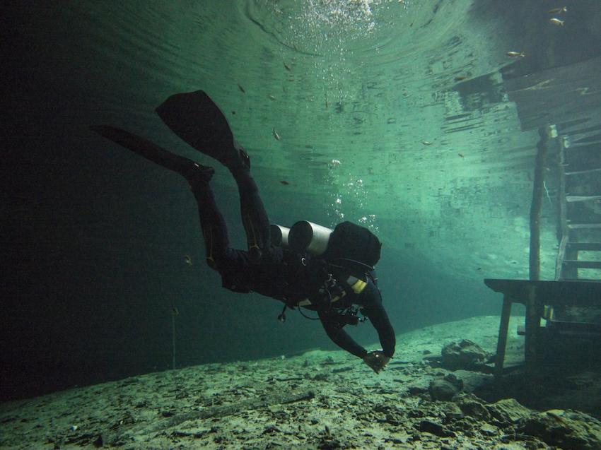 Tarierung ist uns sehr wichtig, Deep Dive Mexico, Mexiko