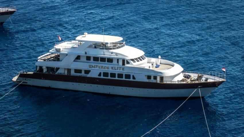 Emperor Elite, Red Sea, M/Y Emperor Elite, Ägypten