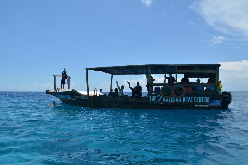 MV Jessica, One Ocean, Matemwe Beach (Ostküste), Zanzibar, Tansania