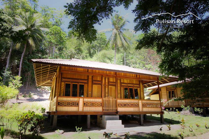 BUDGET / FAMILY BUNGALOW, Pulisan Jungle Beach Resort, Indonesien