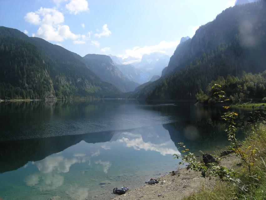 Gosausee, Gosausee,Österreich,See,Landschaft