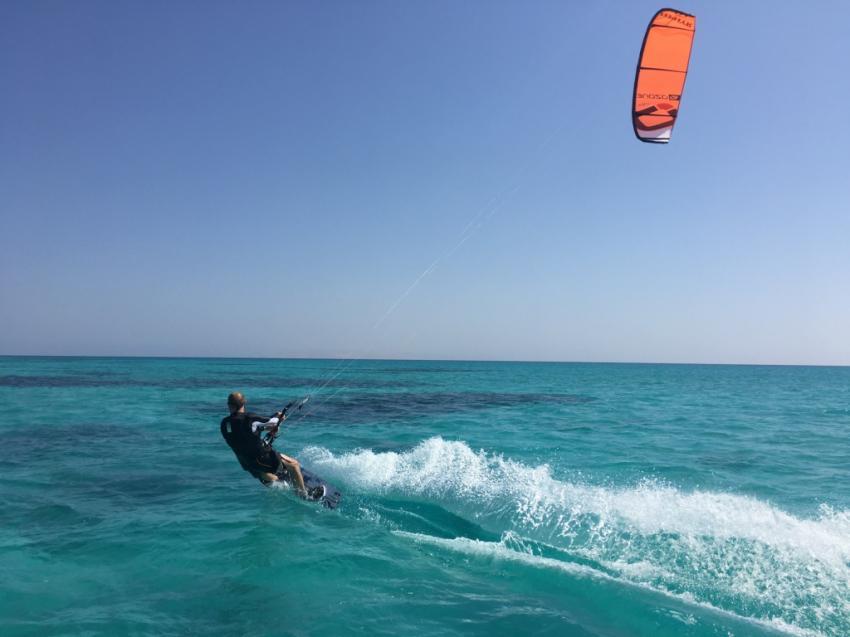 Kite Safari mit der SIMSIM DIVE, Tauchsafari und Kite, SimSim Dive, Ägypten, Hurghada