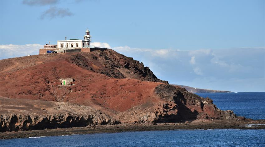 lighthouse arinaga, diving gran canaria, Zeus Dive Center, Playa del Ingles, Gran Canaria, Spanien, Kanaren (Kanarische Inseln)