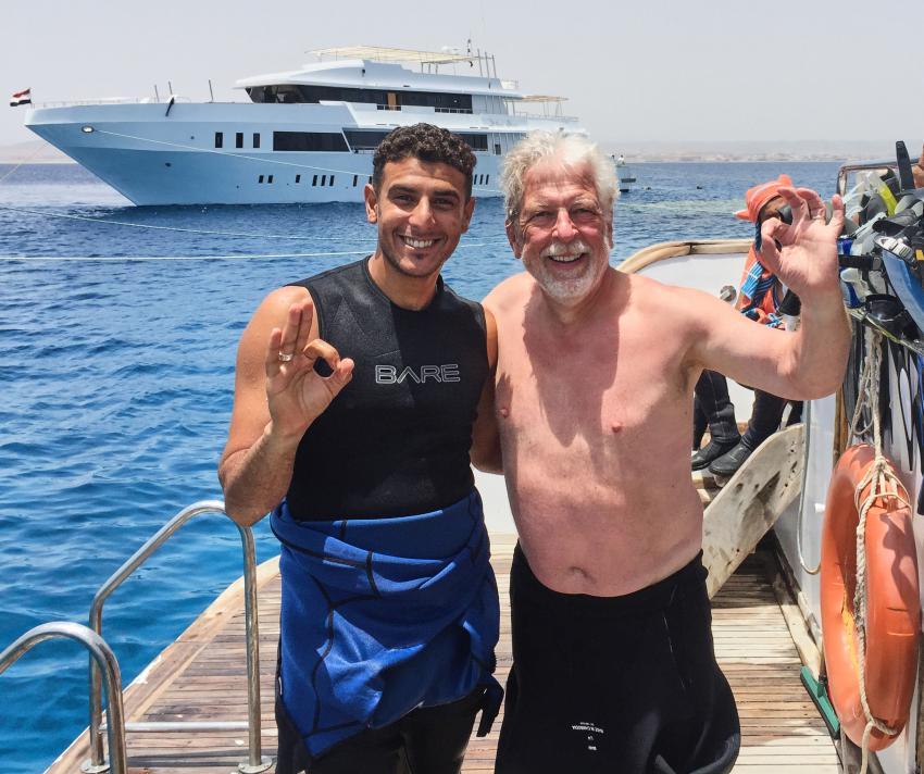Am Shaab Marsa Alam mit Ashraf, Ducks Superior Marsa Alam, Ägypten, Marsa Alam und südlich