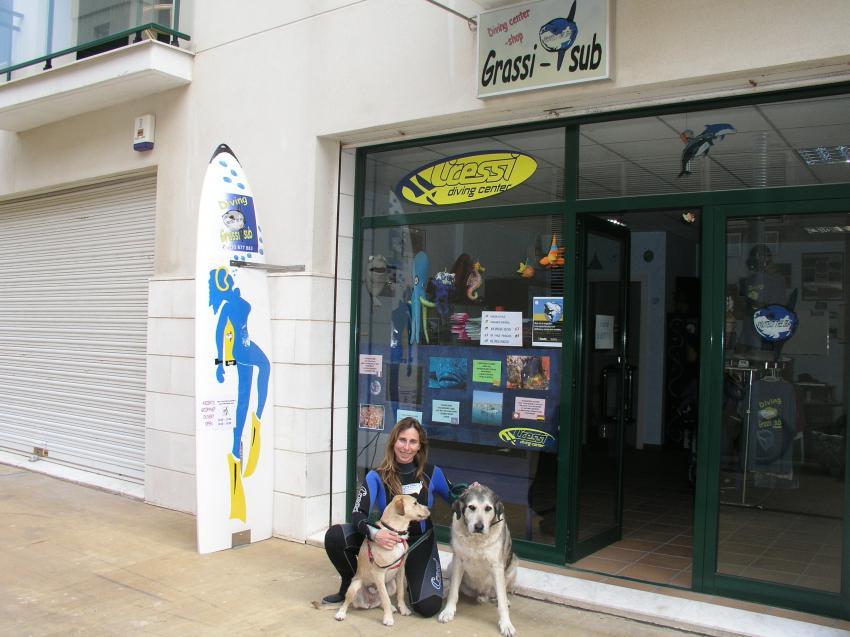 Grassi Sub, Grassi-sub Diving Center, Spanien, Spanien - Festland