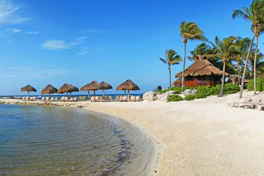 Lagune, Pro Dive Mexico, Catalonia Riviera Maya & Yucatan Beach, Puerto Aventuras, Mexiko