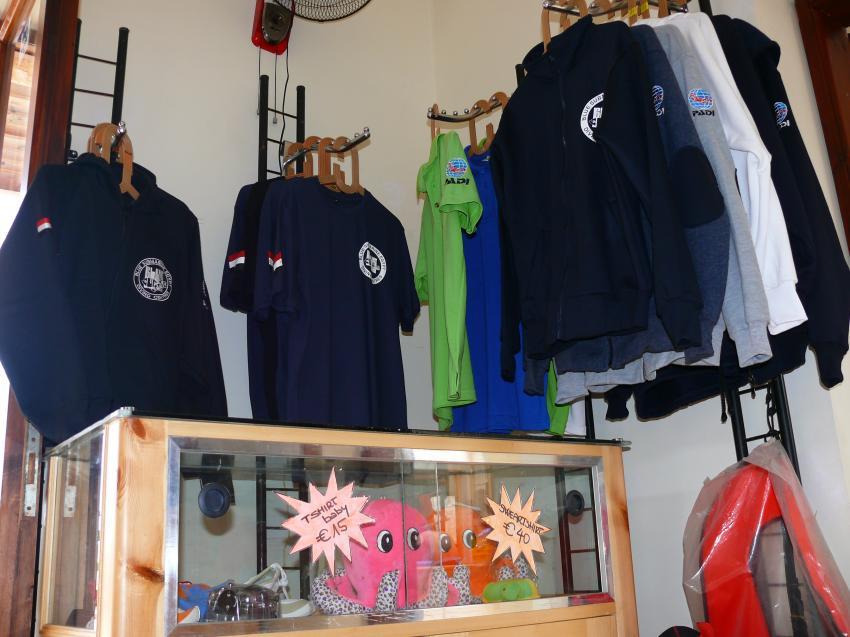 Boutique, Blue Submarine Diving Center, Gemma Resort, Marsa Alam, Ägypten, Marsa Alam und südlich