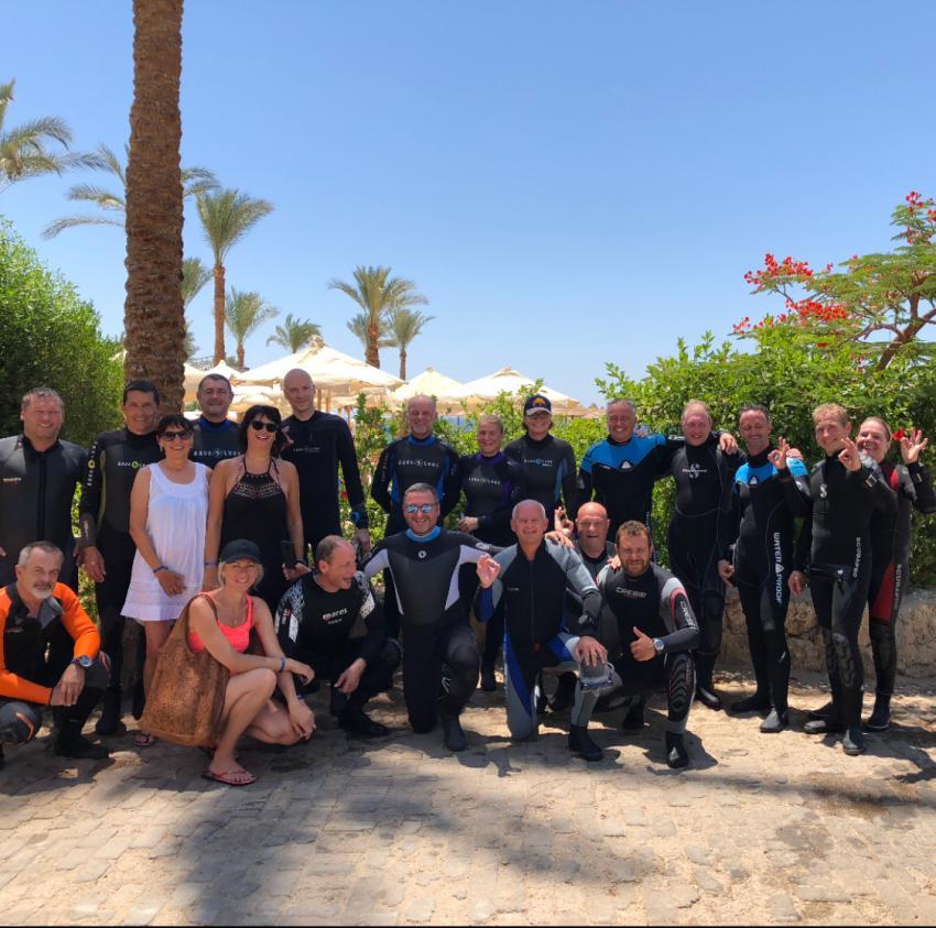 House reef dive , Sharm Plaza Hotel, Marines Diving Club, Sharm Plaza, Ägypten, Sinai-Süd bis Nabq