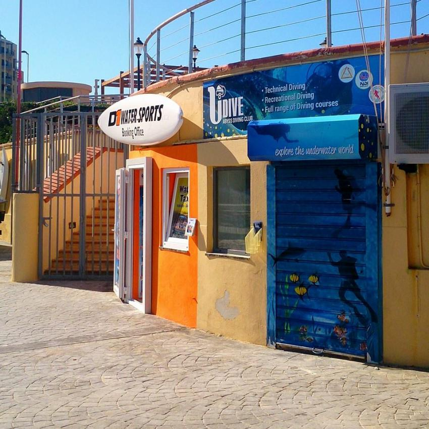 Abyss Diving Club, Portomaso Complex, St. Julians, Malta