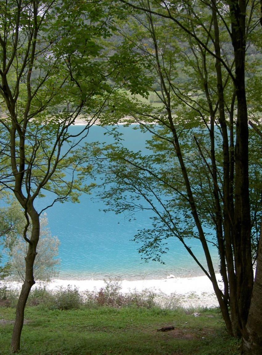 Lago di Tenno, Lago di Tenno,Italien