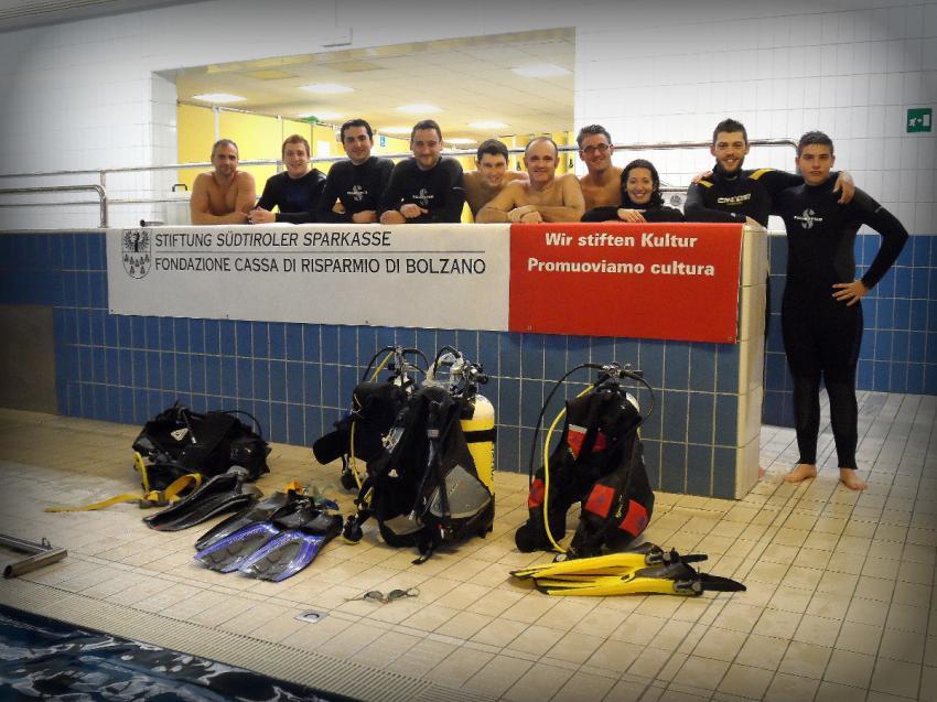 Happy Divers Garda, Italien