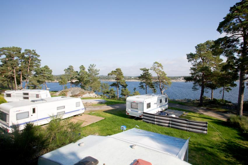 Camping 5 star, OneOcean Dive Resort, Norwegen