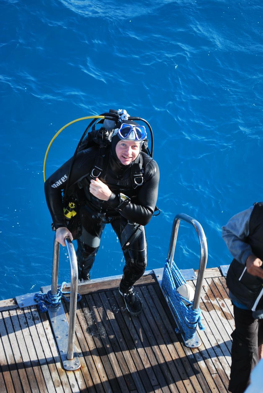 Südtour Divers Heaven Fleet, Südtour,Ägypten,Buddy,nach dem TG,Pölzer