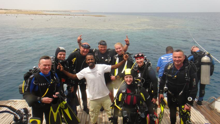 Scuba World Divers Marsa Alam_2, Diving in Marsa Alam, Scuba World Divers Marsa Alam, Lagoon View Resort, Ägypten, El Quseir bis Port Ghalib