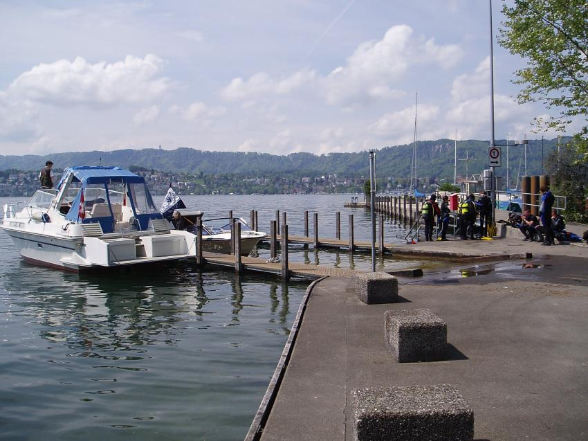 Zürichsee - Eindrücke vom WZT Tiefenbrunnen und Küsnacht Ermitage, Zürichsee,allgemein,Schweiz