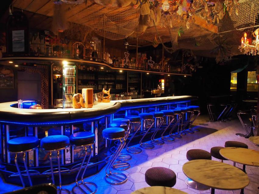 Clublokal, SeaStarTauchsportcenter Wien, Österreich