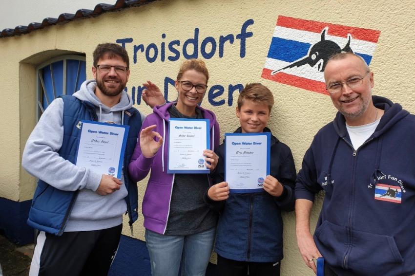 Troisdorf Fun Divers, Troisdorf, Deutschland, Nordrhein-Westfalen