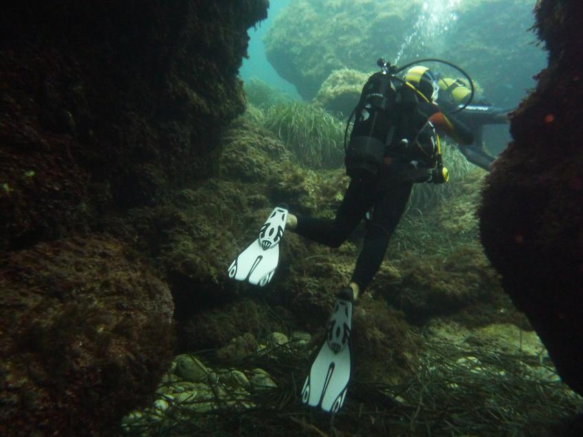Blue Dive Menorca, Port d'Addaia, Spanien, Balearen