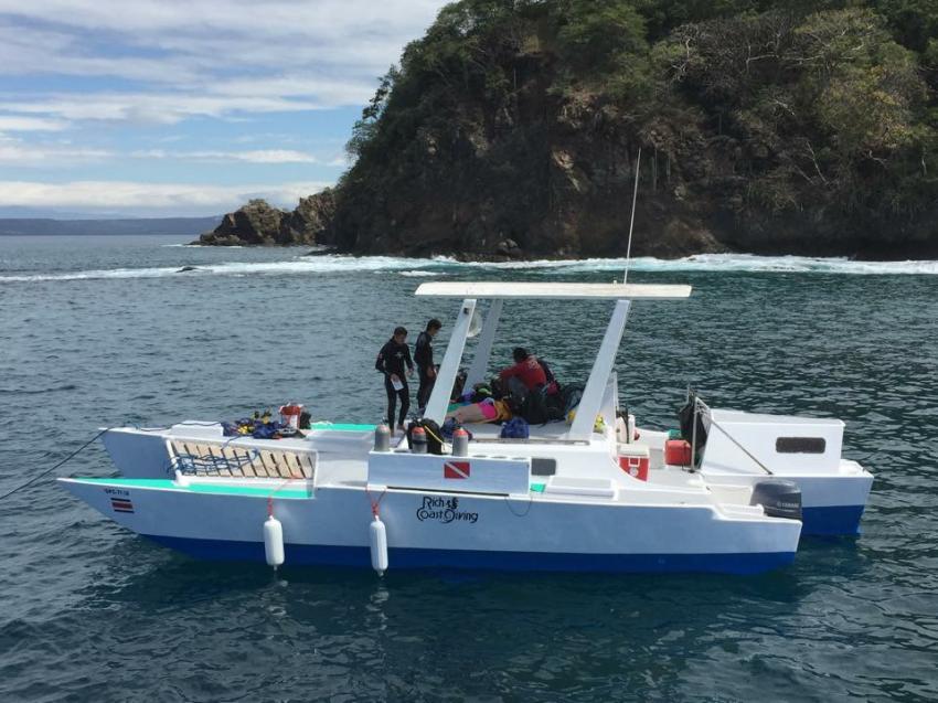 Rich Coast Diving, Playa de Coco, Guanacaste, Costa Rica, Costa Rica