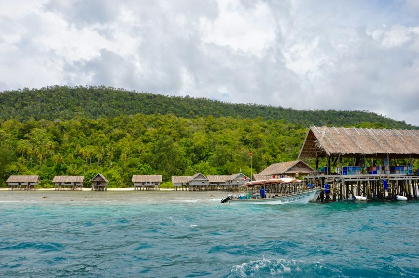 Kri Eco Resort, Kri Eco Resort, Raya Empat Islands, Indonesien, Allgemein