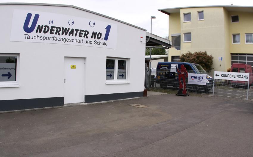 Underwater No1 Köln , Tauchsportfachgeschäft und Tauchchule in Köln, Underwater No.1, Köln, Deutschland, Nordrhein-Westfalen