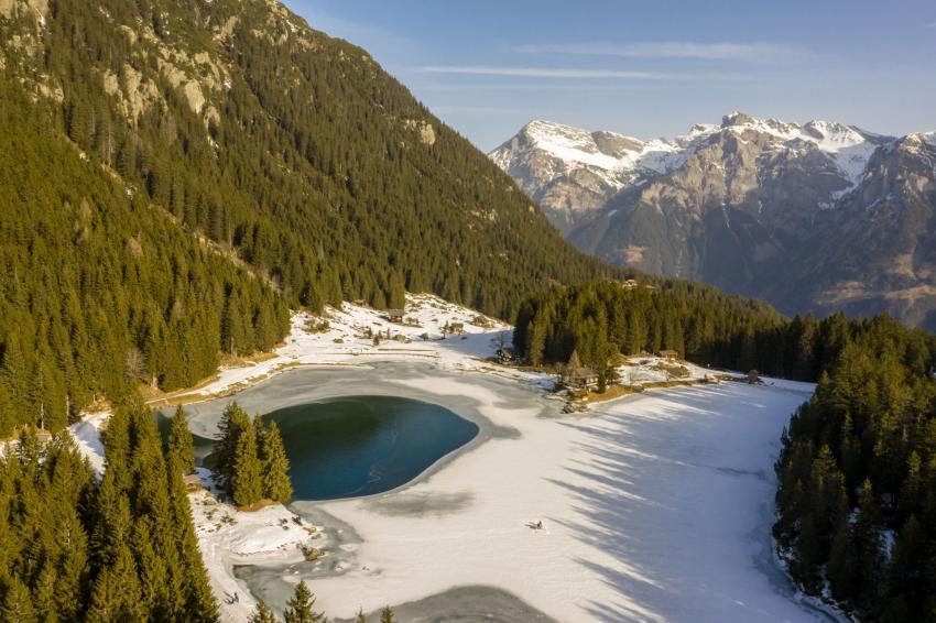Arnisee, Tauch-Treff Zug AG, Steinhausen, Schweiz