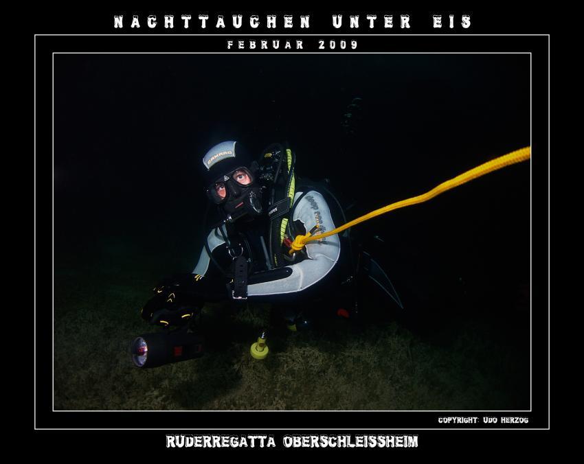 Regattastecke Oberschleißheim / München, Regatta-Anlage München/Oberschleißheim,Bayern,Deutschland,Buddy,Taucher,Oberschleißheim