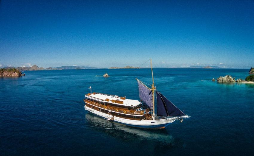 Mari Dive Cruise, cruise dive explore, Mari, Indonesien