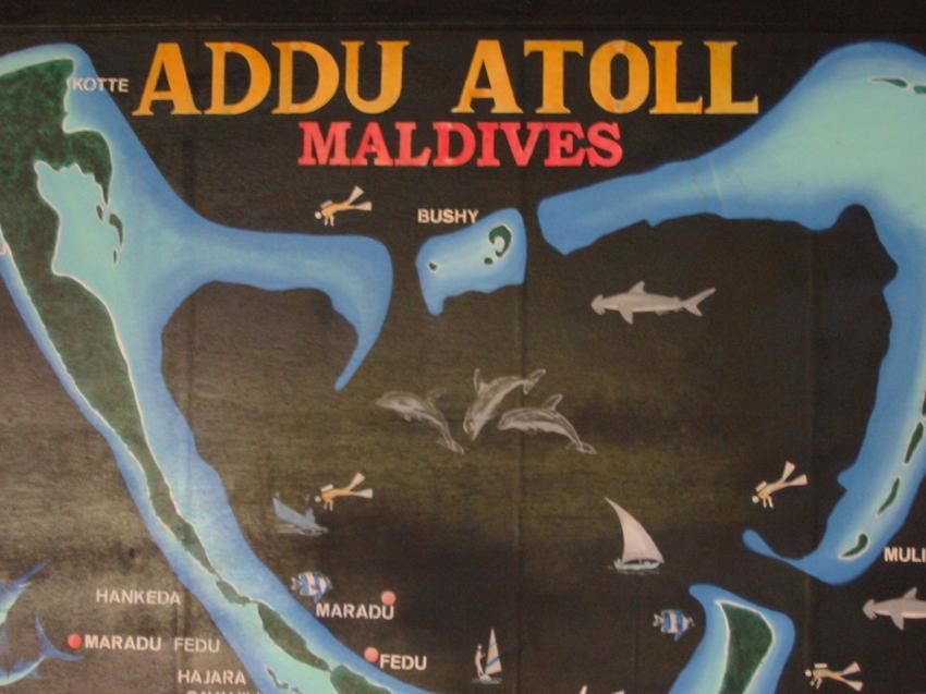 Insel ***GAN***, Gan,Malediven