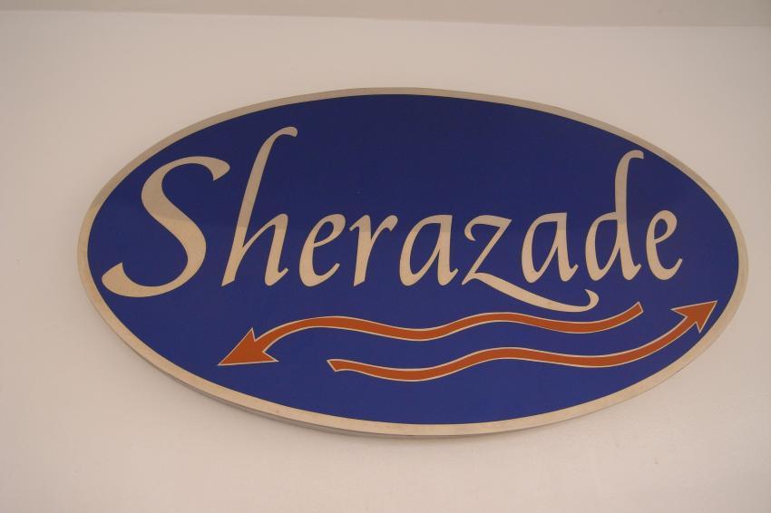 TAUCHSAFARI MY SHERAZADE, Sudan Tauchsafari,Sudan,sherazade,logo