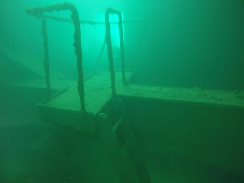 Amstrong Wrack, Dressel Divers Club, Bavaro, Dominikanische Republik