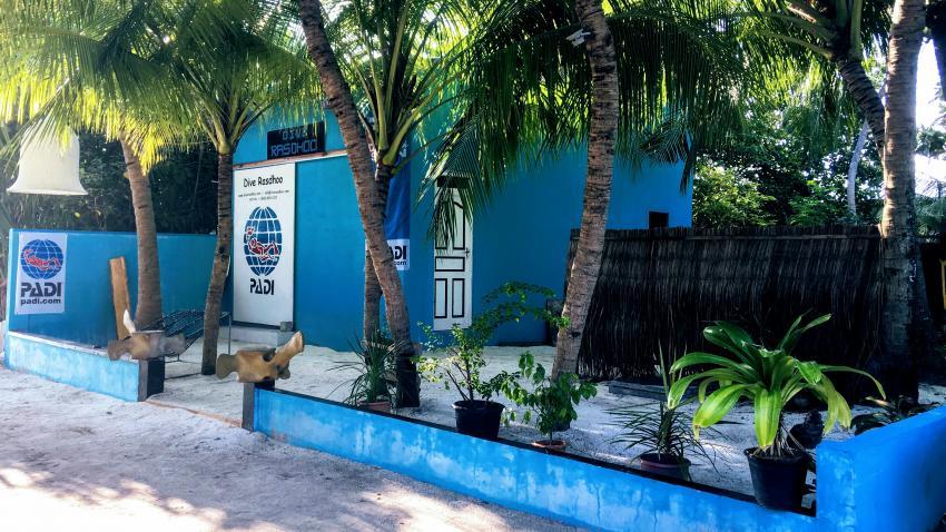 Dive Rasdhoo, Dive Rasdhoo, Dive Rasdhoo , Malediven