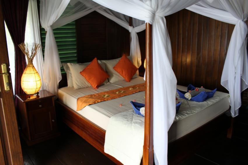 Zimmer, Bastianos Diving Resort, Lembeh, Indonesien