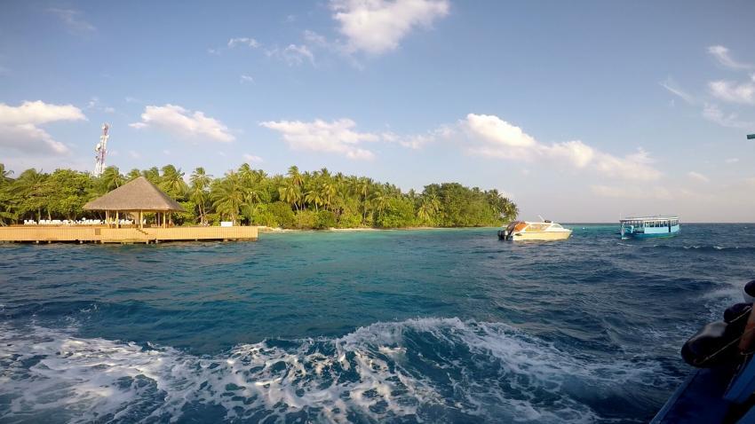 Aeolus Diving, Fihalhohi, Malediven