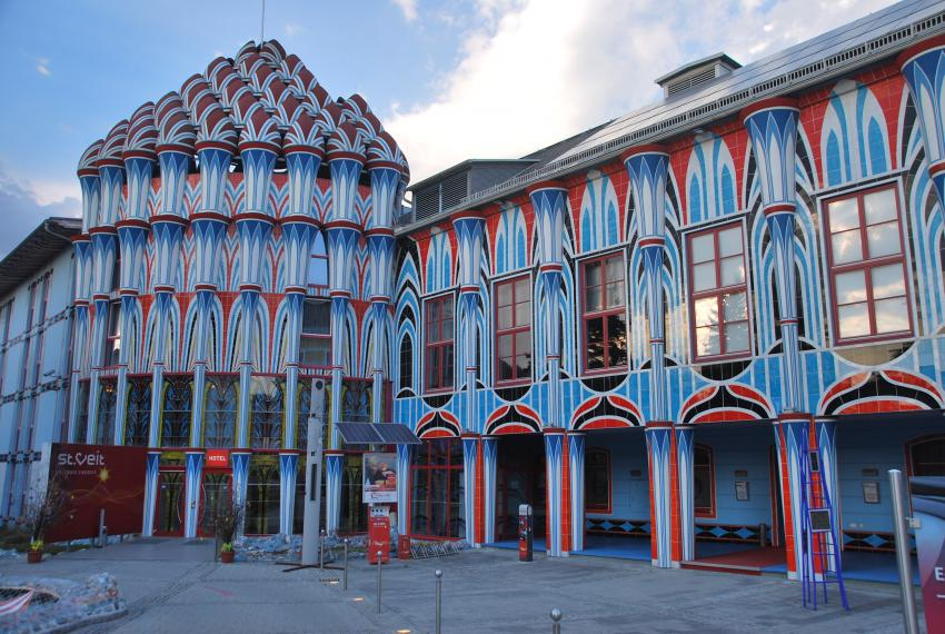 Kunsthotel Fuchspalast, Kunsthotel Fuchspalast, St. Veit an der Glan, Österreich