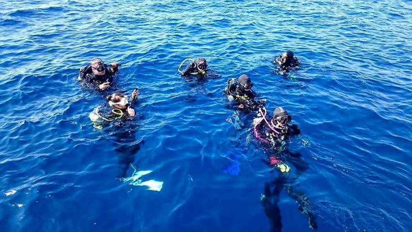 #tauchenmontenegro #tauchenhercegnovi #padi #cmas, Adriatic Blue, Herceg Novi, Serbien und Montenegro
