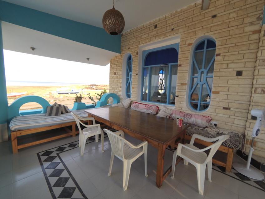 Veranda, Diving Station Reef-Villa, Ägypten, Marsa Alam und südlich