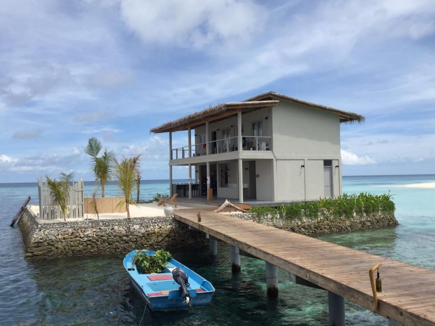 Extra Divers - Thelu Veliga - Malediven, Malediven