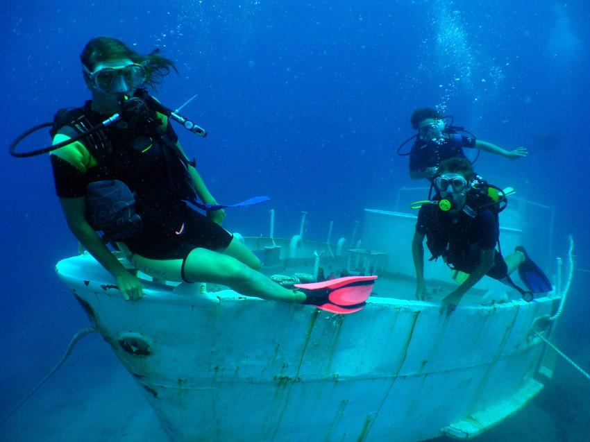 Likya Diving, Kas