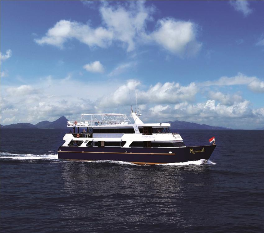 M/V Mermaid 1, Indonesien