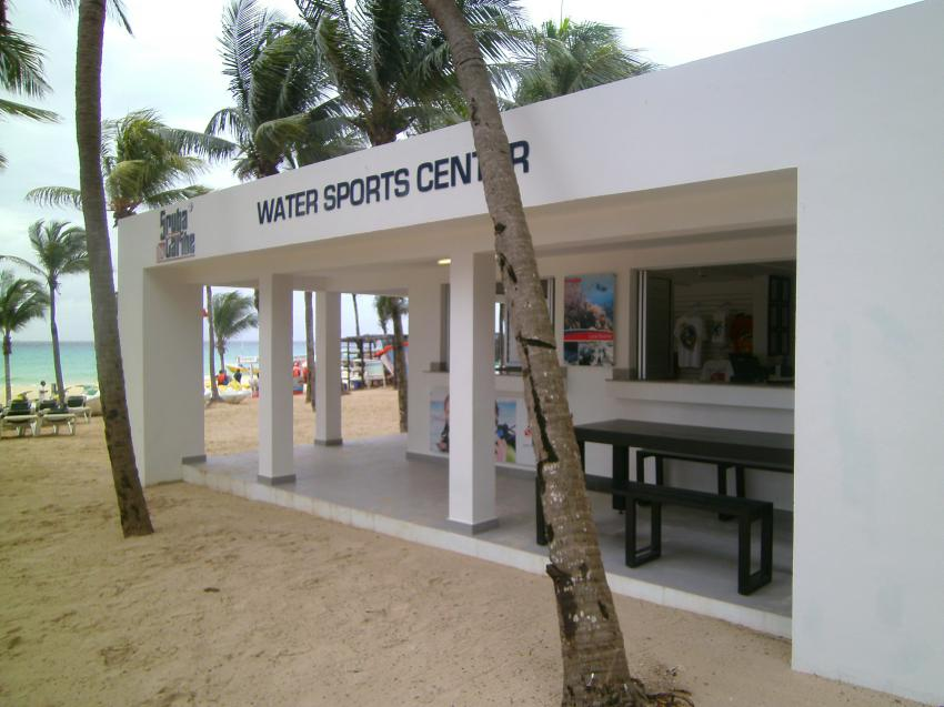 ScubaCaribe Tauchabse im RIU Yucatan, ScubaCaribe Playa del Carmen - RIU Hotels, Mexiko