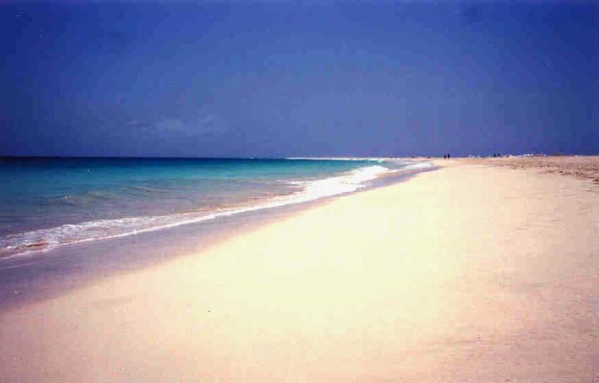 Santa Maria, Insel Sal,St. Maria,Kap Verde