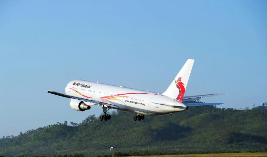 Air Niugini, Air Niugini, Papua-Neuguinea