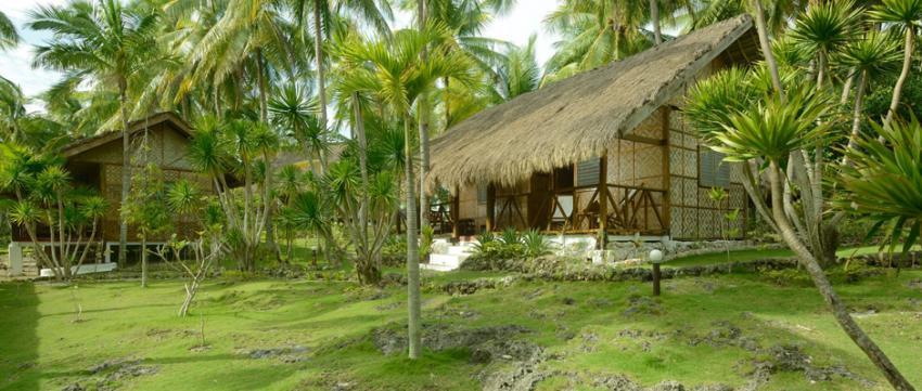 Eingebettet in eine tropische Oase - Sampaguita , Ruhe Natur Idyll Tauchen Schnorcheln Entspannen Schlemmen Abschalten, Sampaguita Resort / Gangga Divers, Tongo Point, Maolboal, Cebu Island, Philippinen
