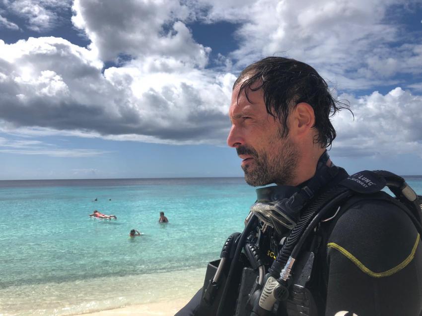 Curacao Divers (Sun Reef Village), Sint Michiel, Niederländische Antillen, Curaçao