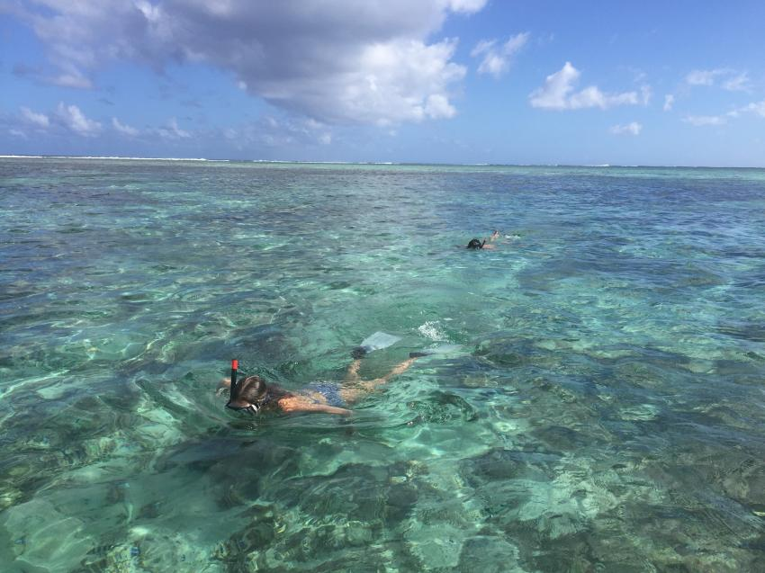 ScubaCaribe Le Morne - Snorkeling, ScubaCaribe Le Morne - RIU Hotels, Mauritius