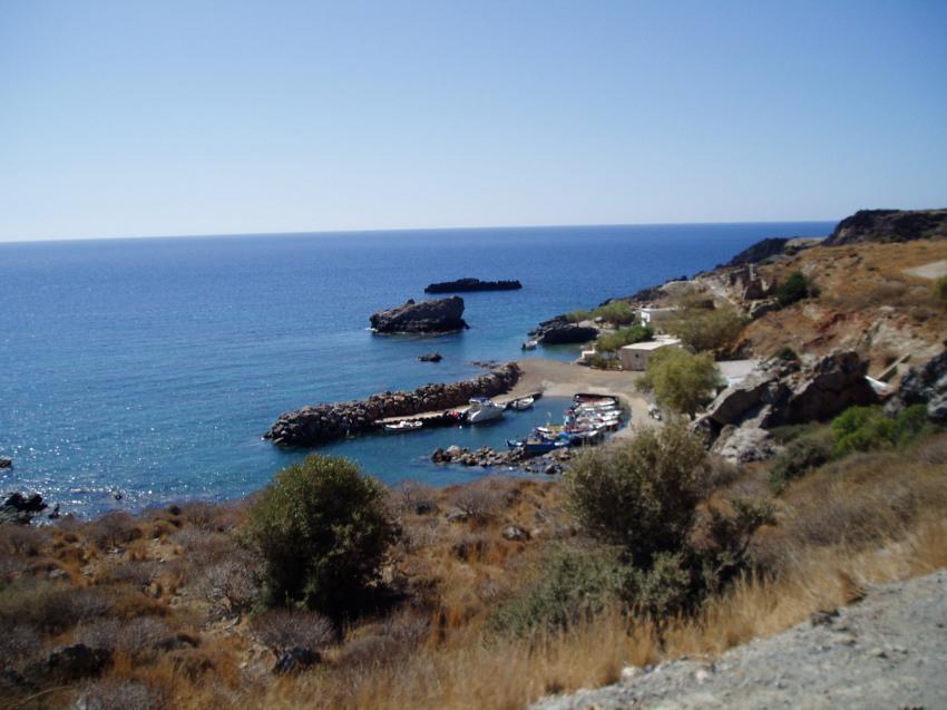 Damnoni - dive spot, Phoenix Dive Club, Kreta, Griechenland