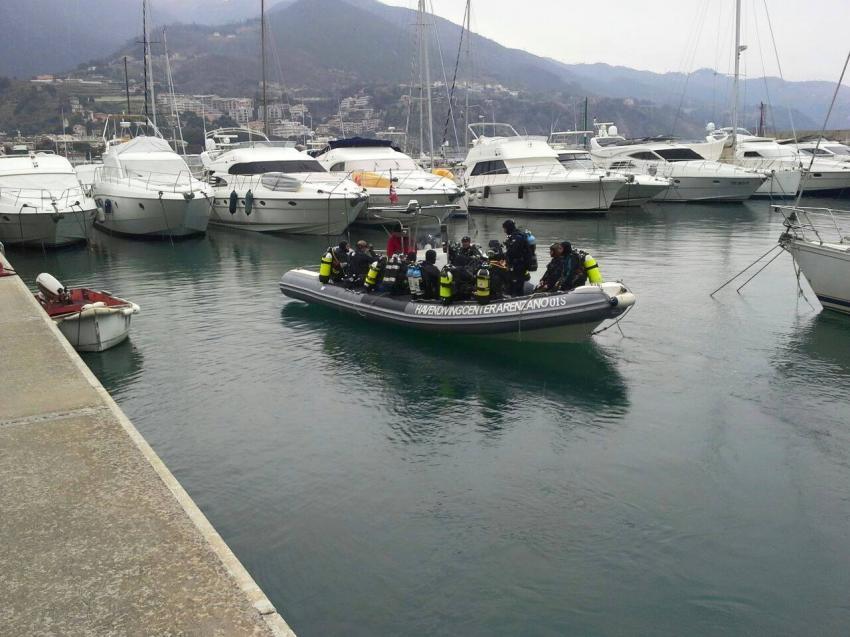 Haven Diving, Arenzano, Italien
